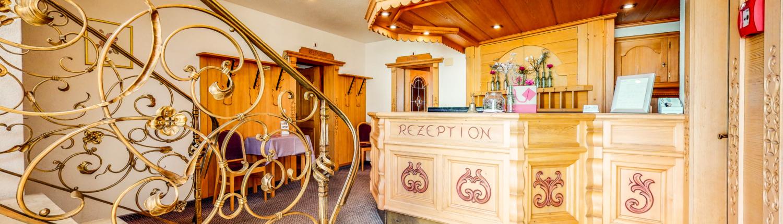Empfang Hotel Schweizerhof
