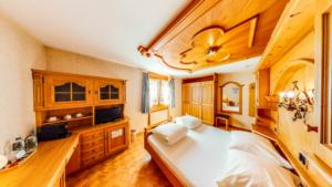 Gemütliche rustikale Zimmer