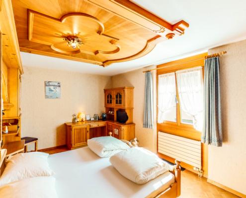 Hotel Schweizerhof Mels Doppelzimmer